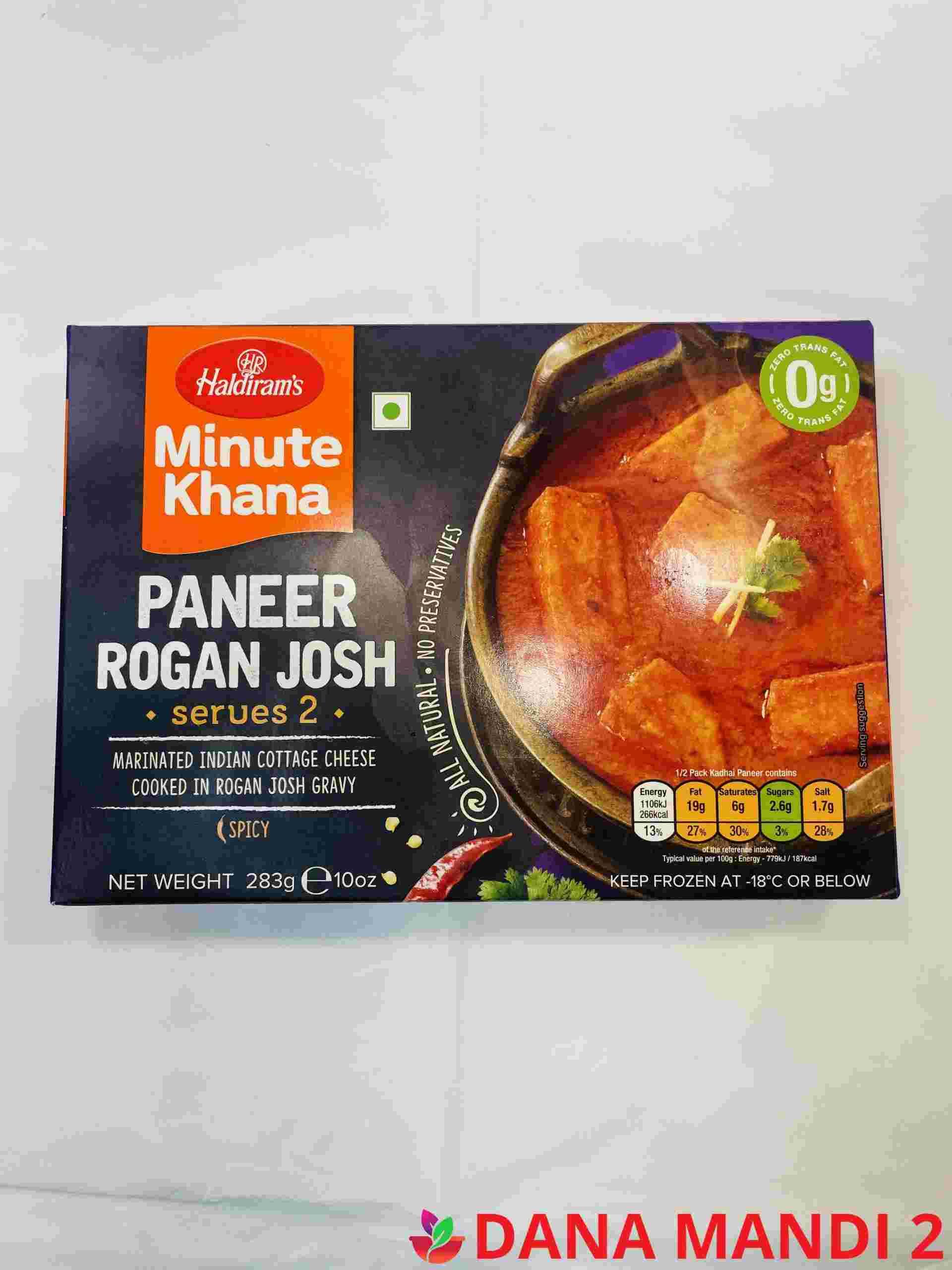 Haldiram's Paneer Rogan Josh