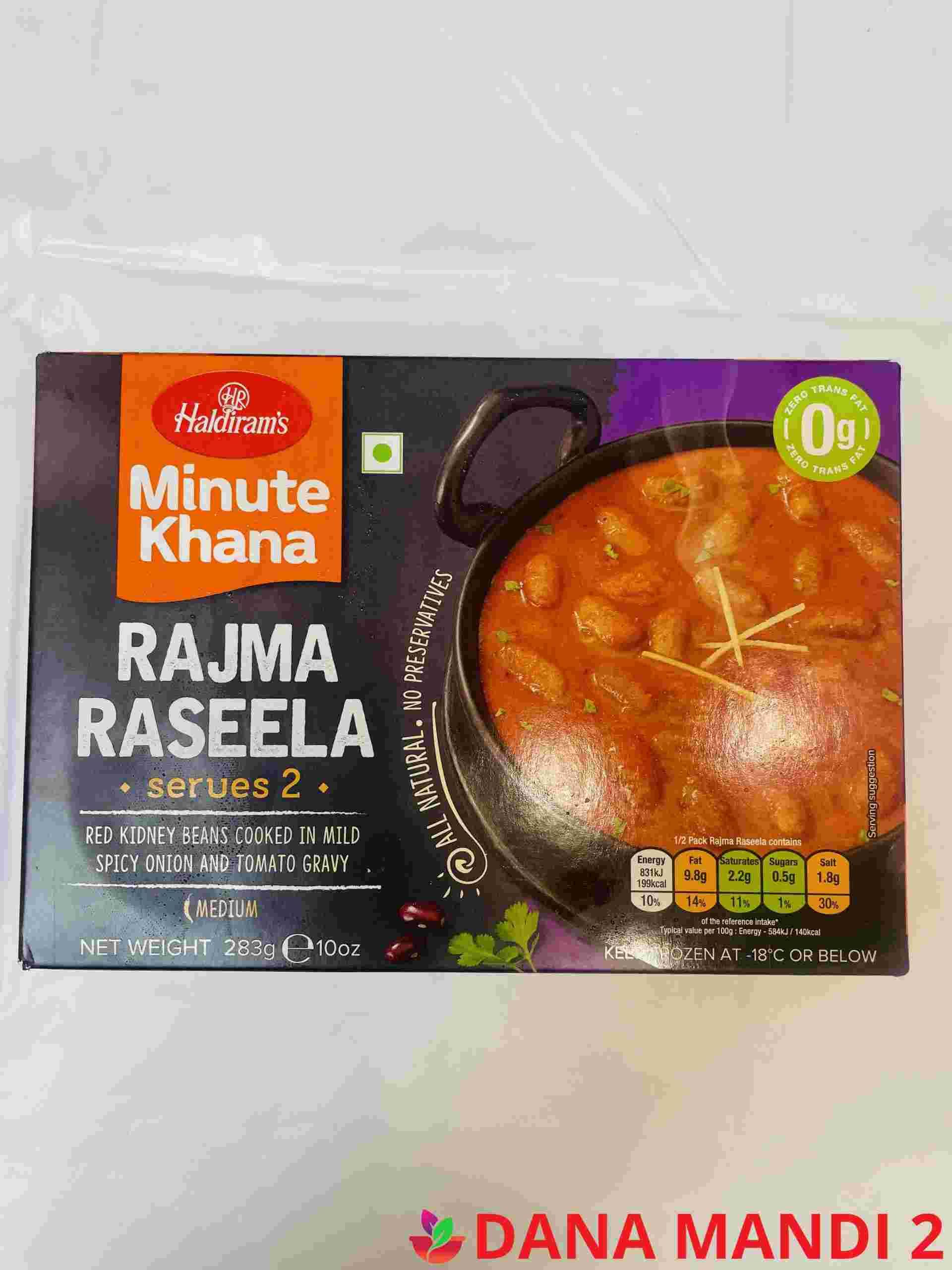 Haldiram's Rajma Raseela