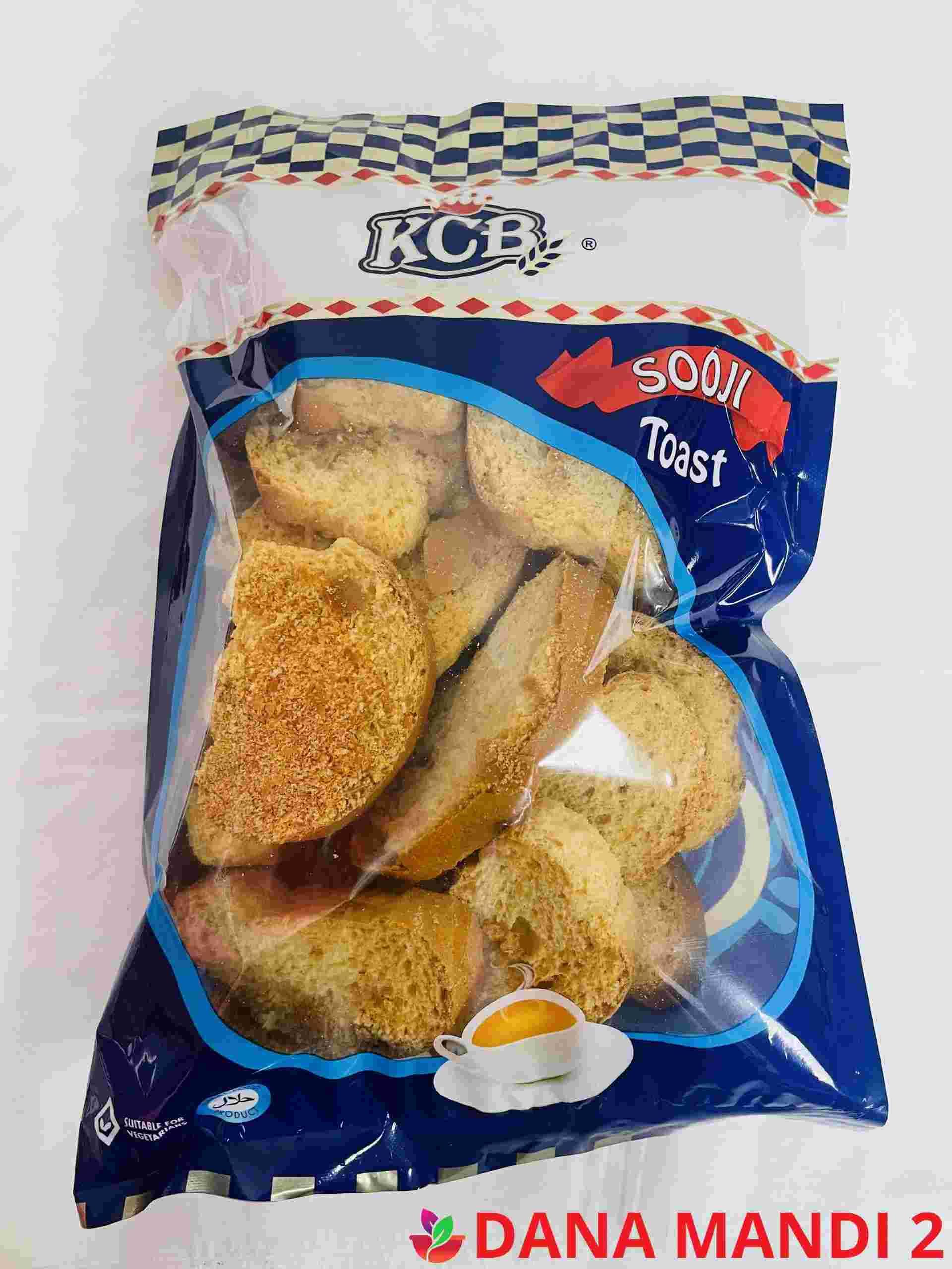 Kcb Soji ( Round Tea Rusk )