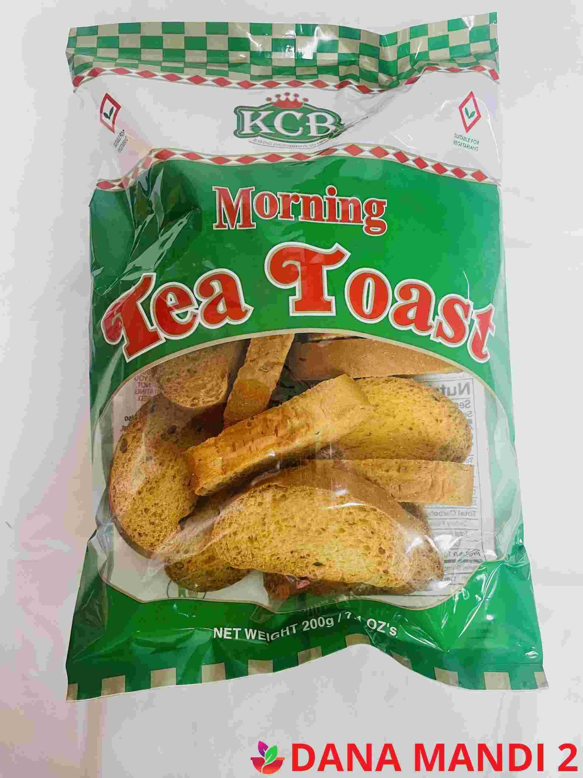 Kcb Morning  ( Round Tea Rusk )