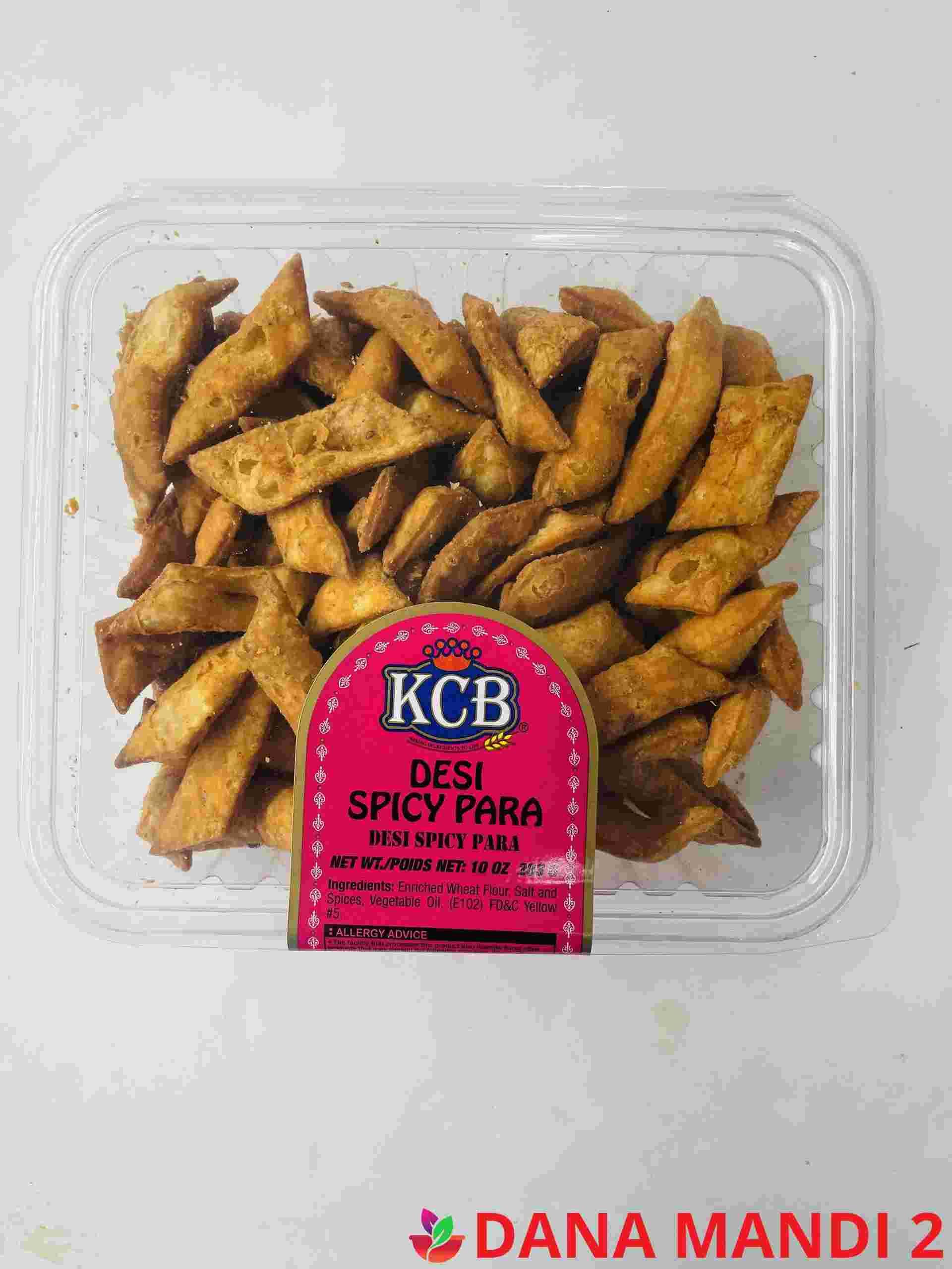 Kcb Desi Spicy Para