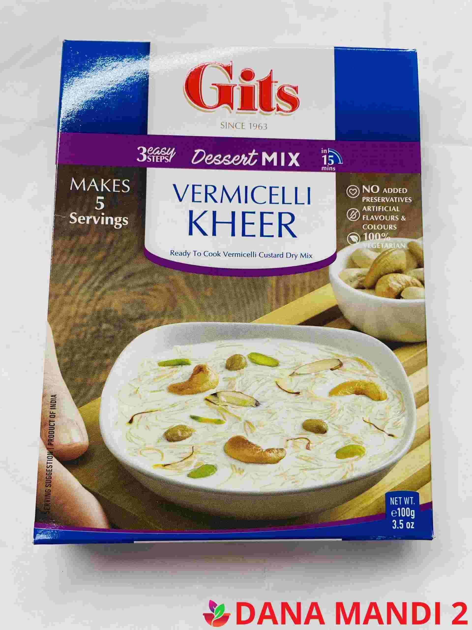 GITS Vermicelli Kheer Dessent Mix