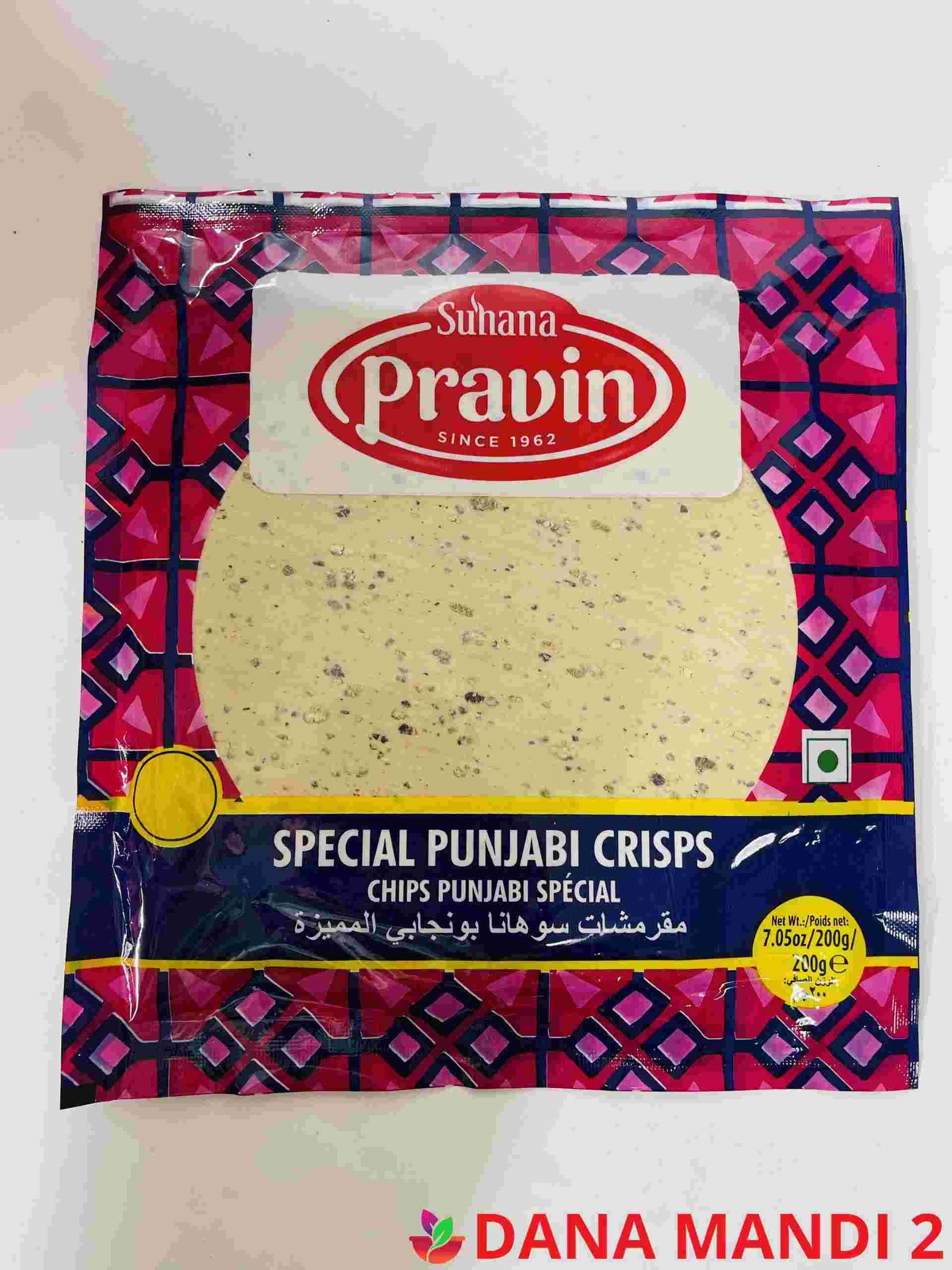 SUHANA PRAVIN Punjabi Papad