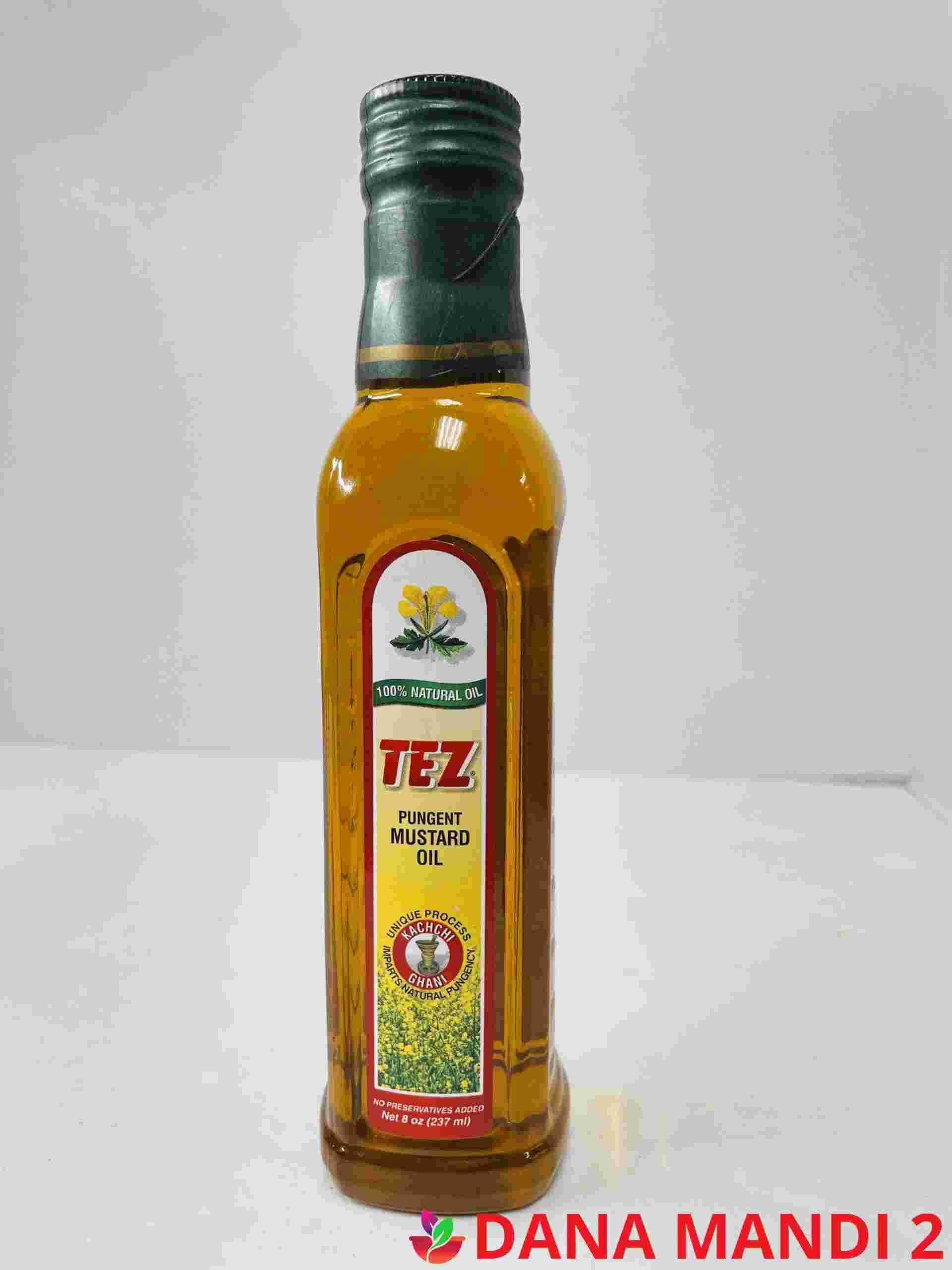 TAZ Mustard Oil