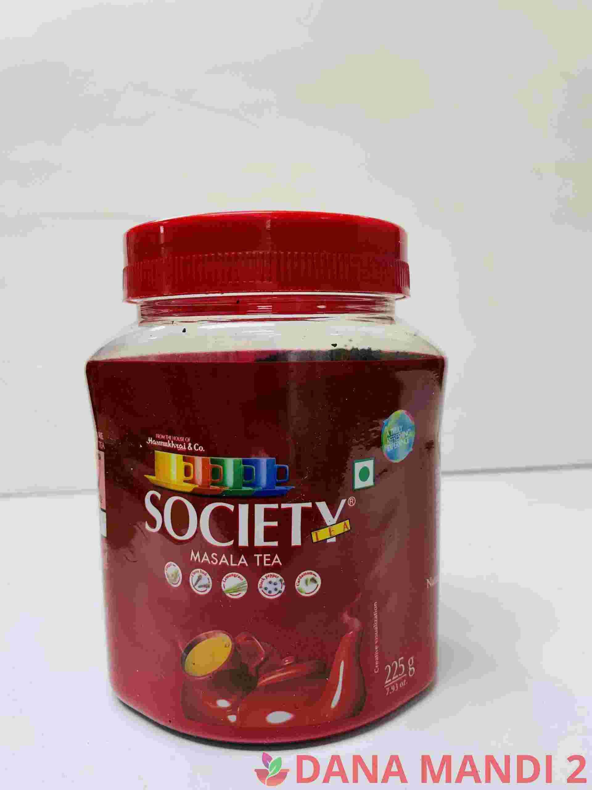 SOCIETY Masala Tea