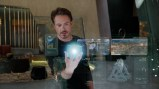 Tony Stark's (holographic but you get the idea) display in Iron Man