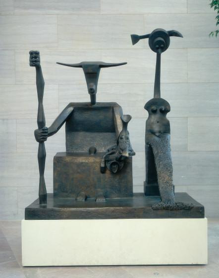 Max Ernst, Capricorn
