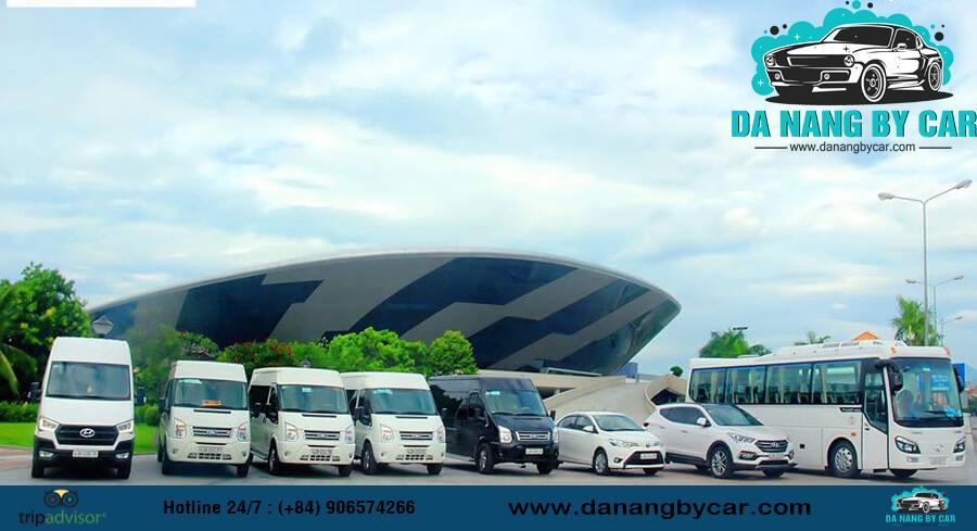 Thuê xe đi Hà Nội từ Đà Nẵng