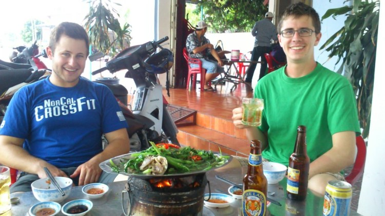 central vietnam food tour