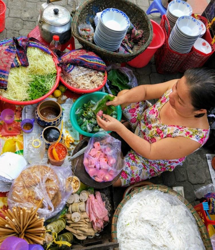 da nang morning food tour