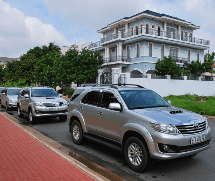 Hoian to Hue By Private Car