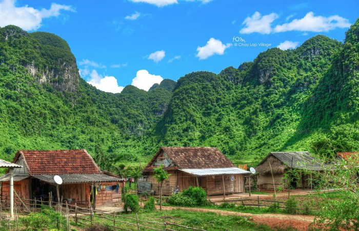 Hotel in Phong Nha - Chay Lap Hostel