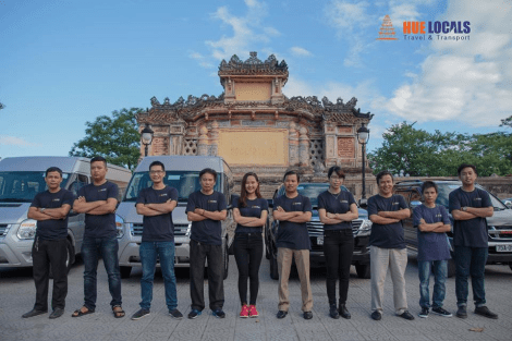 Danang Private Taxi's Team