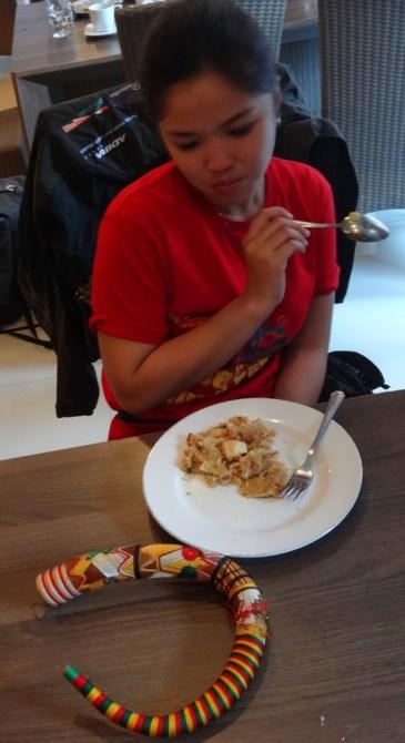 makan bersama koteka