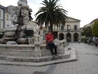 Fonte de Cecina e Praça Francesco Domenico Guerrazzi