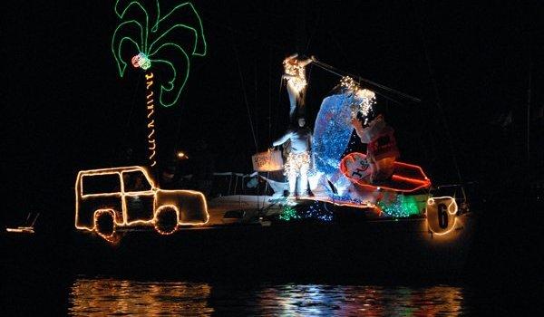 dana point harbor annual boat parade