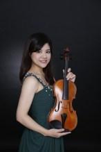 Aya Kiyonaga, violin