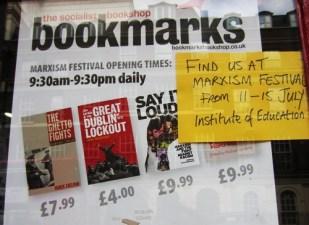 Buchhandlungen London Bookmarks 2