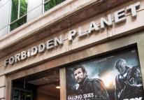 Forbidden Planet London 1