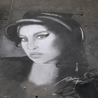 Camden Town Amy Winehouse 2013