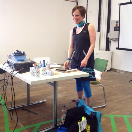 #litcamp16 Session Verstecke Verse @blauschrift