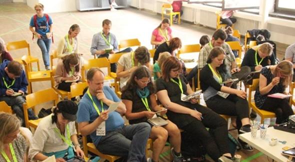 LiteraturCamp Heidelberg - Foto von Julia Schönborn