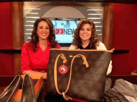 eva, wsee erie tv, talking gabe's, gabes erie, pittsburgh frugal mom