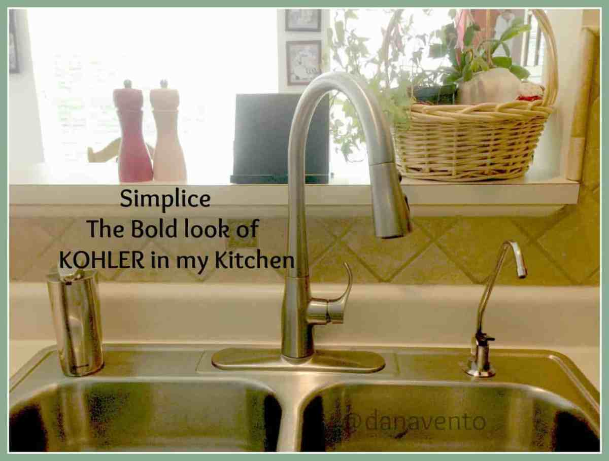 Kohler Kitchen Faucets Simplice simply simplice faucet changing the way we do dishes