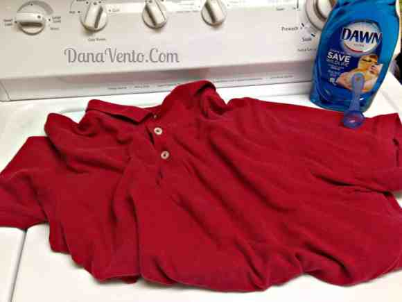 A Drop Of Dawn Beyond The Sink, dawn, cleaning, tip, tips and tricks, diy, stain remover, laundry, dana vento