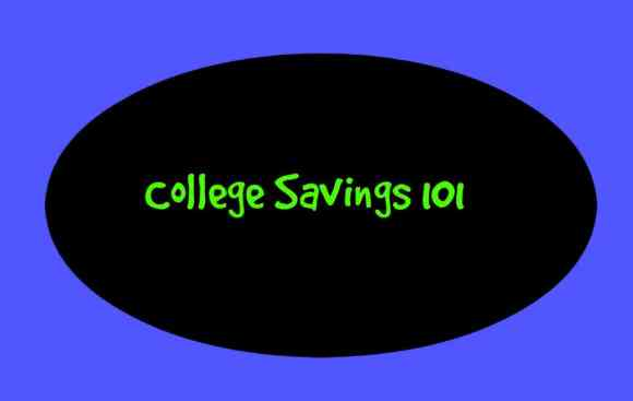 Changing How To Save For College, capitol one 360 savings, dana vento