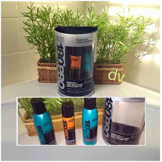 SMOOTH+ SOFT, recovery, 180PRO, conditioner, shampoo, leave-in, tresses, hair, salt, wind, sun, chlorine, color, outdoors, hair damage, locks, hair style, hair styling, beauty, fashion, good hair, healthy hair, peptides, zotos, ad, dana vento