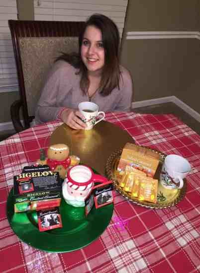 Bigelow Tea at Walmart, holidays, holiday moments, enjoy, savor, rip, tear, steep, pour, serve, stir, steep, hot water, moments, kids, sanity, life, chaos, creative indulgence, bigelow salted caramel, bigelow pumpkin spice, bigelow constant comment, brew tea, steep tea, savor tea, enjoy tea, enjoy the holidays, walmart, bigelow, foodie, food blogger, kids and the holidays, dana vento, ad