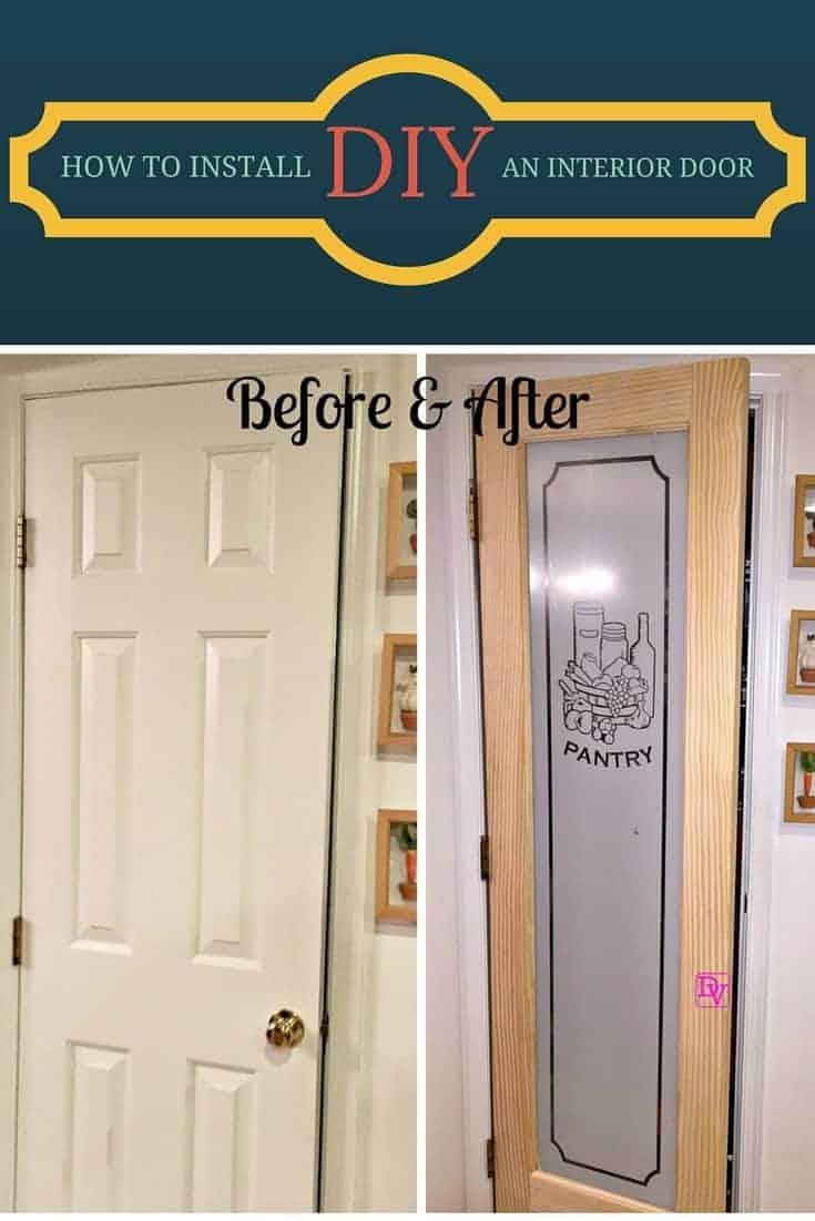 How To Install An Interior Door Dana Vento