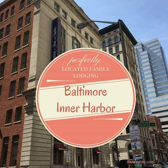 Perfectly Located Family Lodging in Baltimore Inner Harbor