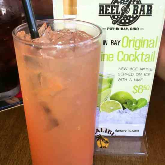 Oh' Boy Alcoholic Beverage in Put In Bay at Reel Bar