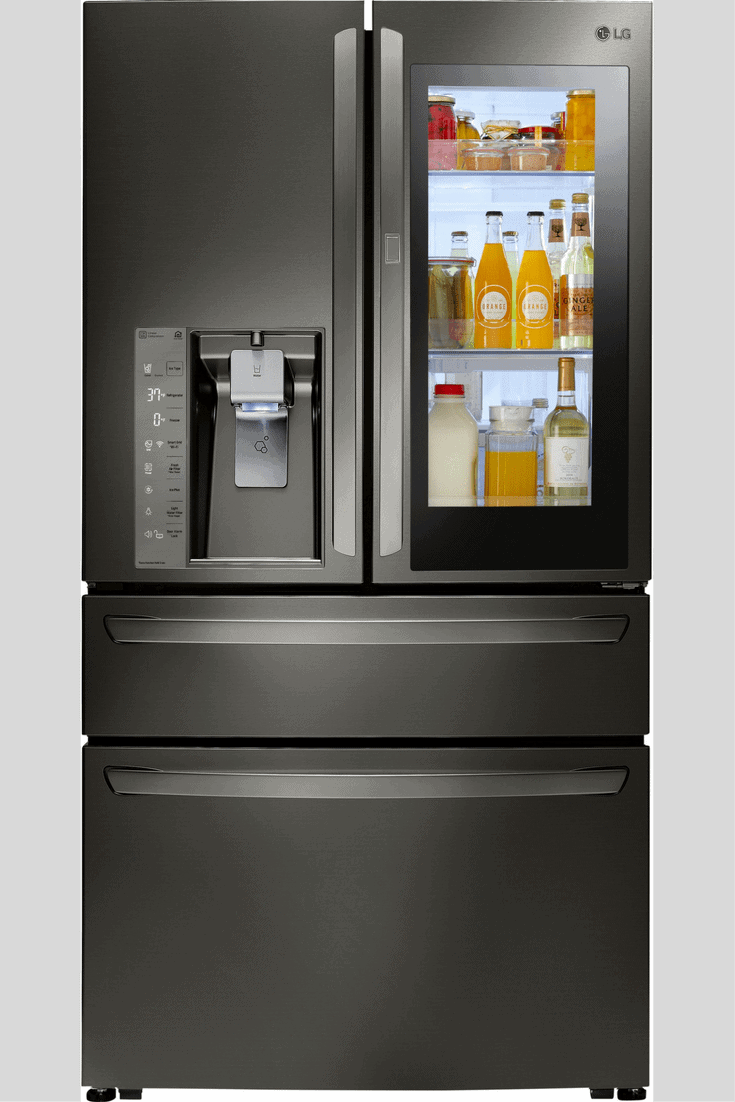 LG, Refrigerator, Appliance, Appliance and tech, what is in fridge, fridges, food, Best Buy, energy efficient