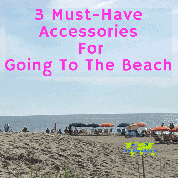 3 Must-Have Accessories For Going To The Beach, beach, pool, towel, bathing suit, bag packed, chairs, chaise lounge, tie down, keep, valuable, beach sand, travel,l vacation, what to pack, what to have, organized, fun in the sun, poolside, oceanside, beachfront, chairs, towels, bikinis