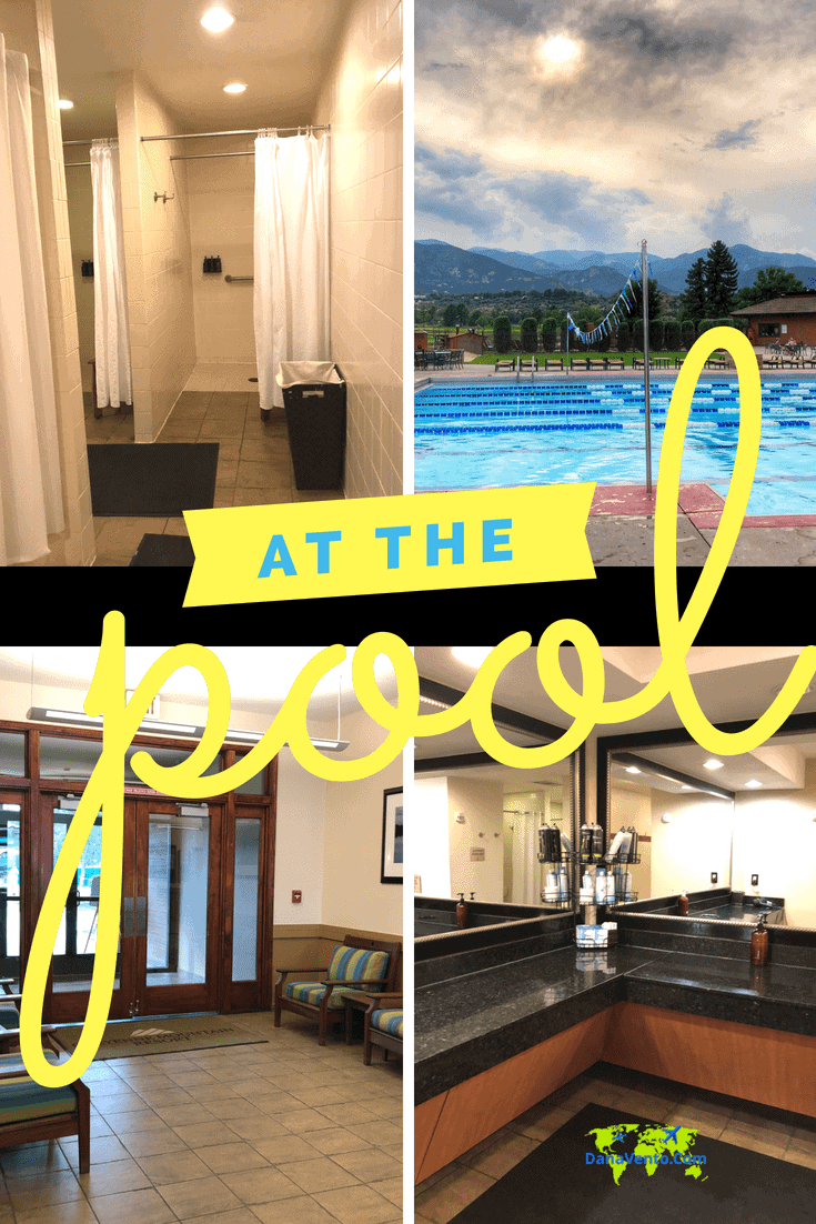 Family Friendly Resort Loaded With Amenities In Colorado Springs, Pool at Resort