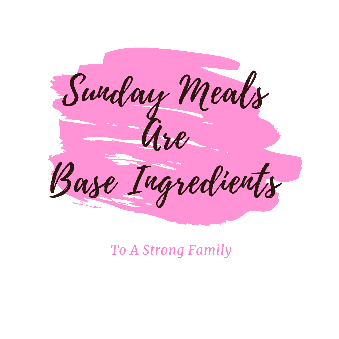 Why Sunday Meals Are Base Ingredients To A Strong Family , T-Mobile