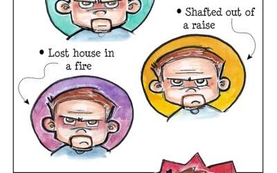 Anger (a Socially Awkward web comic)