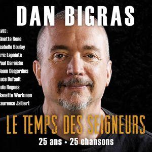LE TEMPS DES SEIGNEURS - 25 ans - 25 chansons - 2 CD