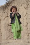 it is not unusual to see the Afghans barefoot, even in the winter