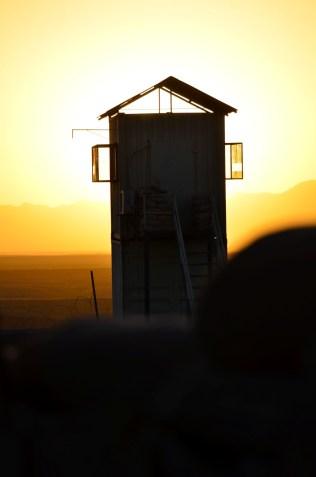sunrise on Al Masaak
