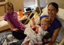 Kennadi, Jack mom & Sam.