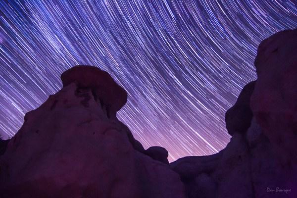 Still Rocks Against a Circling Sky