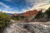 The Next Ridge Over landscape photo Garden of the Gods Colorado by Dan Bourque