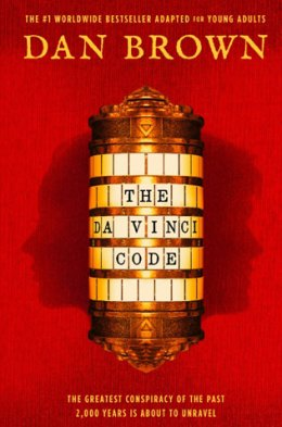 Image result for The Davin Ci code by Dan brown