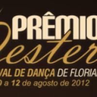SELECIONADOS PARA O PRÊMIO DESTERRO 2012 – 3° FESTIVAL DE DANÇA DE FLORIANÓPOLIS