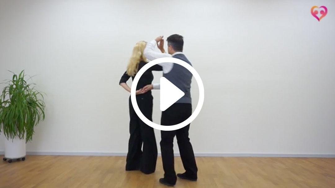 Discofox-fortgeschrittenenkurs Tanzkurs Palazzo Teil 2