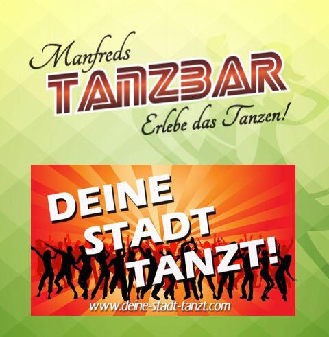 """Leo tanzt April 2019 - LEO tanzt! Manfreds Tanzbar """"Halloween"""" – Stadthalle Leonberg - entfällt leider"""